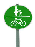 Emission free transportation Royalty Free Stock Images