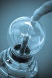 Emissione della corrente elettrica Immagini Stock