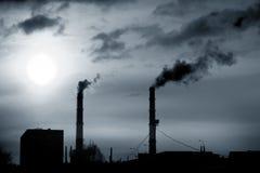 Emissioni fotografia stock libera da diritti