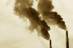 Emissioni difettose Immagini Stock Libere da Diritti