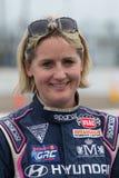 Emma Gilmour rally driver Stock Photography