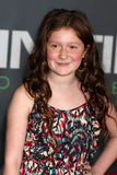 Emma Kenney. LOS ANGELES - OCT 20: Emma Kenney arriving at the In Time Los Angeles Premiere at the Los Angeles on October 20, 2011 in Westwood, CA stock images