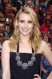 Emma Roberts Fotos de Stock Royalty Free