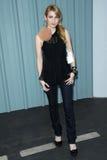 Emma Roberts, Karl Lagerfeld Stock Image