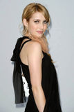 Emma Roberts, Karl Lagerfeld Royalty Free Stock Photography
