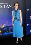 Emma Stone Lizenzfreies Stockbild