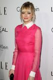 Emma Stone. At the Elle Magazine 17th Annual Women in Hollywood, Four Seasons, Los Angeles, CA 10-15-12 Stock Photo