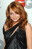 Emma Stone. At the GQ Men of the Year Party, Chateau Marmont, Los Angeles, CA. 11-18-09 Stock Photography