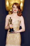 Emma Stone. At the 89th Annual Academy Awards - Press Room held at the Hollywood and Highland Center in Hollywood, USA on February 26, 2017 Stock Photography