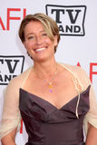Emma Thompson. Arrives at the AFI Salute to Mike Nichols  Sony Pictures Studio Culver City, CA June 10, 2010 Royalty Free Stock Photo