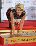 Emma Thompson Royalty Free Stock Photos