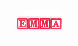 Emma Royalty Free Stock Images