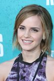 Emma Watson at the 2012 MTV Movie Awards Arrivals, Gibson Amphitheater, Universal City, CA 06-03-12. Emma Watson  at the 2012 MTV Movie Awards Arrivals, Gibson Royalty Free Stock Image