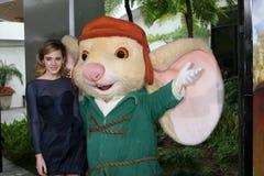 Emma Watson Imagem de Stock