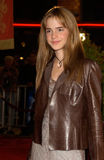 Emma Watson. Actress EMMA WATSON at the Los Angeles premiere of her new movie Harry Potter and the Chamber of Secrets. 14NOV2002.   Paul Smith / Featureflash Stock Photography