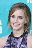 Emma Watson au film 2012 de MTV attribue des arrivées, amphithéâtre de Gibson, la ville universelle, CA 06-03-12 Image libre de droits