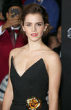 Emma Watson. At the Los Angeles premiere of `Beauty And The Beast` held at the El Capitan Theatre in Hollywood, USA on March 2, 2017 Stock Photography