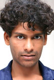 Emmanuel 01. Handsome young exotic man Royalty Free Stock Image
