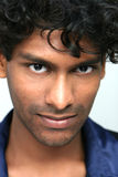 Emmanuel 02. Handsome young exotic man Royalty Free Stock Photography
