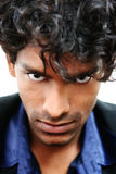 Emmanuel 07. Handsome young exotic man Stock Images