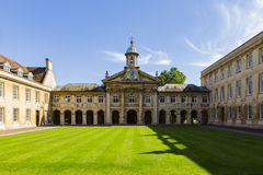 Emmanuel College Royalty Free Stock Photos