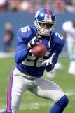 Emmanuel McDaniel, New York Giants Στοκ Εικόνες