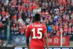 Emmanuel Sarki Stock Images