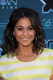 Emmanuelle Chriqui at Disney XD's  Stock Images