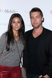 Emmanuelle Chriqui, Lance Bass,  Royalty Free Stock Photography