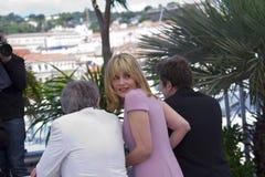 Emmanuelle Seigner Photographie stock