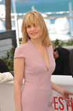 Emmanuelle Seigner Royalty Free Stock Photography