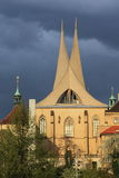 Emmaus monastery Royalty Free Stock Images