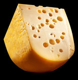Emmental cheese head quater. Royalty Free Stock Photos