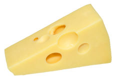 Emmental Cheese Royalty Free Stock Images