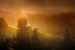 Emmental, Switzerland Royalty Free Stock Images