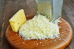Emmentaler乳酪 库存图片