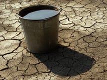 Emmerhoogtepunt van water Royalty-vrije Stock Afbeeldingen