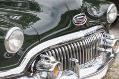 Emmering, Germania, il 19 settembre 2015: Automobile dell'annata della luce di Buick Fotografia Stock