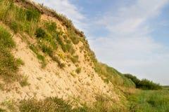 Emmerlev cliff Royalty Free Stock Images