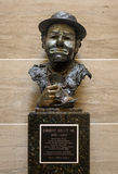 Emmett Kelly Senior statue Stock Photos