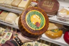 Emmi Roth World Champion Cheeses Stock Image