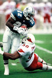 Emmitt Smith images libres de droits