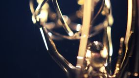 Emmy Award Back stock footage