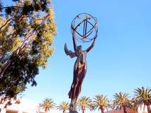 Emmy Award Statue fotografia stock