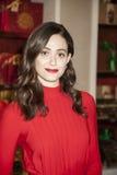 Emmy Rossum Royaltyfri Fotografi