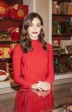 Emmy Rossum fotografia stock libera da diritti