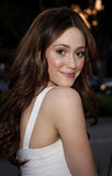 Emmy Rossum. Attends the Launch of the Scarlet HD TV Series held at the Pacific Design Center in West Hollywood, California, United States on April 28, 2008 Stock Images