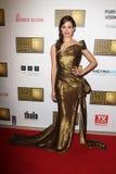 Emmy Rossum des deuxièmes aux récompenses bien choisies de la télévision critiques annuels, Beverly Hilton, Beverly Hills, CA 06-1 Photos libres de droits