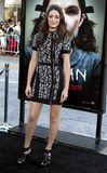 Emmy Rossum. At the Los Angeles Premiere of `Orphan` held at the Mann Vilage Theater in Westwood, California, United States on July 21, 2009 Stock Images
