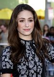 Emmy Rossum. At the Los Angeles Premiere of `Orphan` held at the Mann Vilage Theater in Westwood, California, United States on July 21, 2009 Royalty Free Stock Image